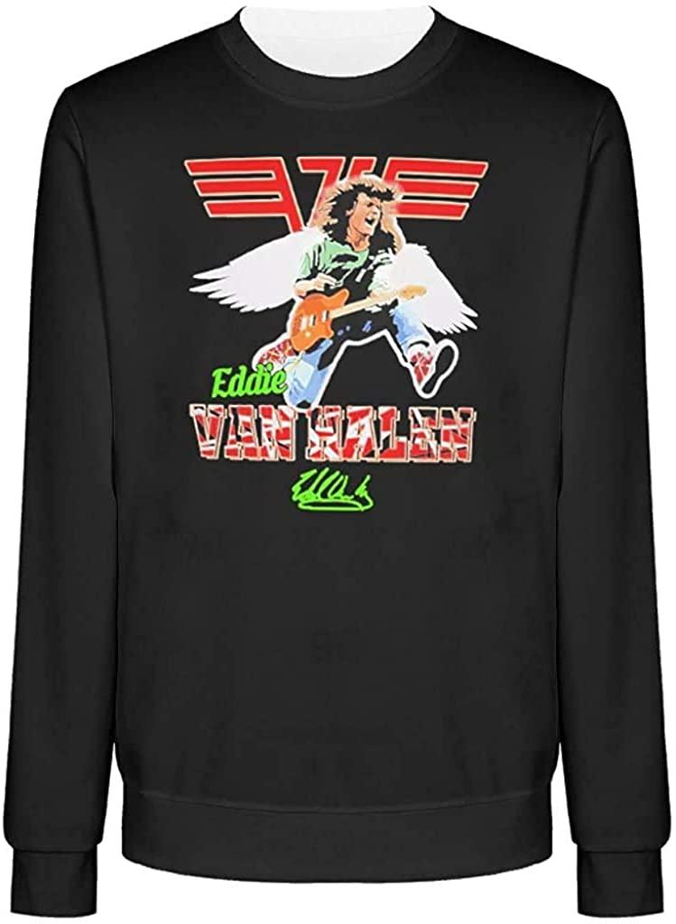 Rock Guitarist Vintage Logo Lightning Hooded Hoodies for Music Players Unisex Hoodie Sweatshirt