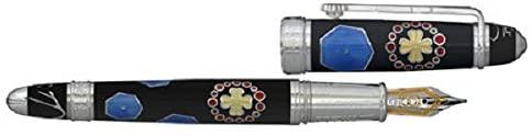 David Oscarson Sagrada Familia Collection Fountain Pen Opaque Black