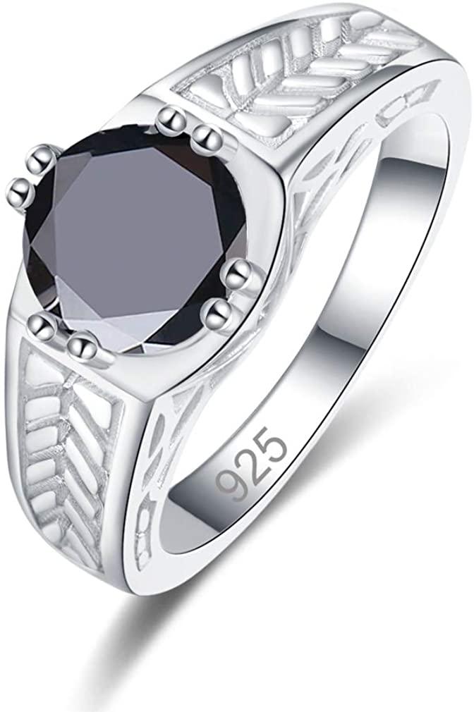 YAZILIND Women Rings Elegant Cubic Zirconia Rings Wedding Jewelry for Women Girlfriend Engagement Rings Birthday