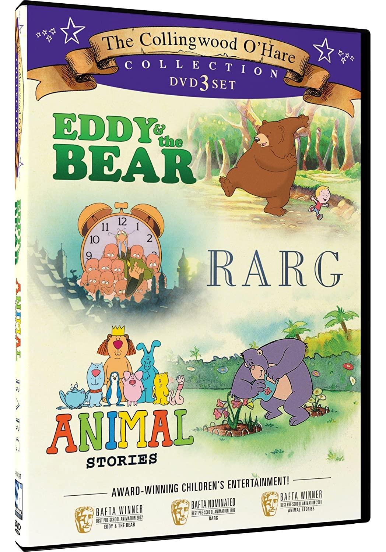Collingwood OHare Collection - Eddy & the Bear, RARG and Animal Stories