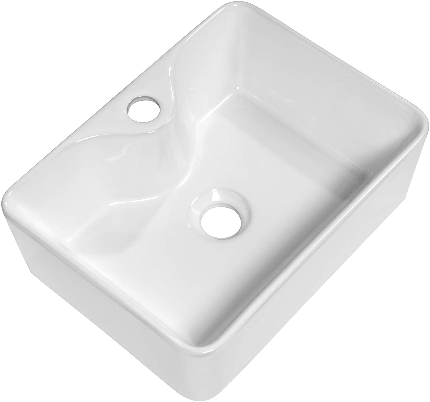 Vessel Sink Rectangular - Kichae 16