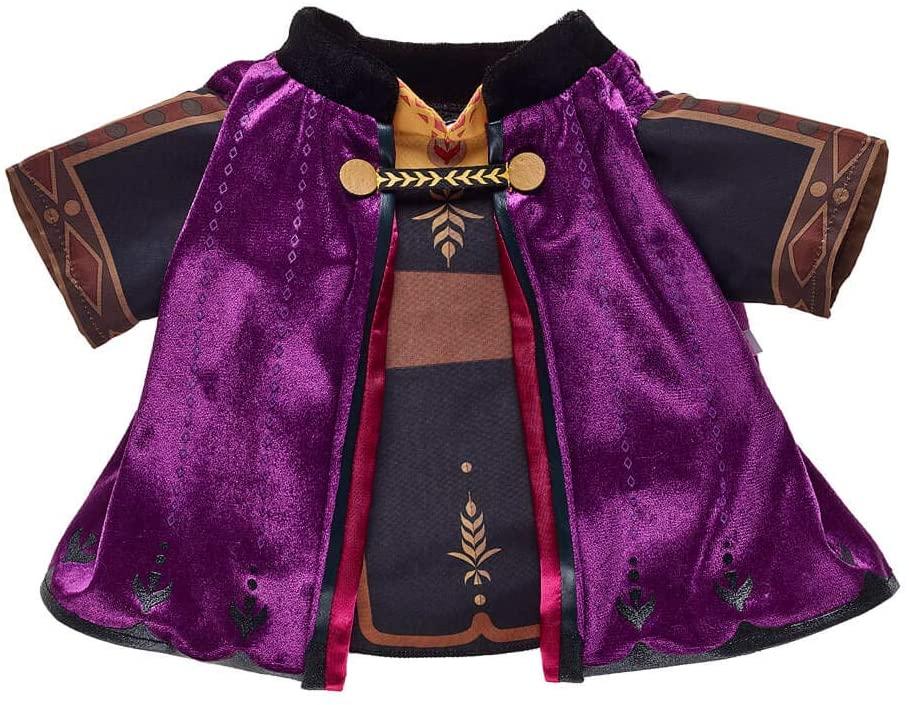 Build A Bear Workshop Disney Frozen 2 Anna Travel Costume