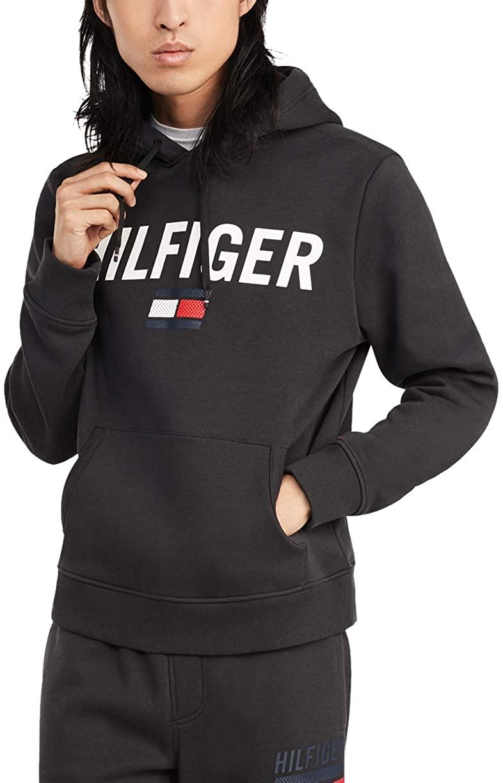 Tommy Hilfiger Mens Sport Hoodie Sweatshirt