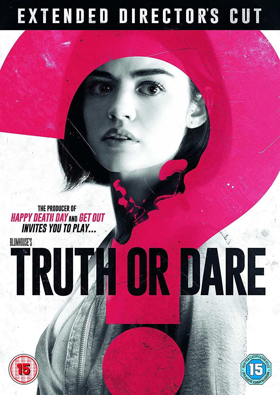 Truth or Dare (DVD + Digital Download) [2018]