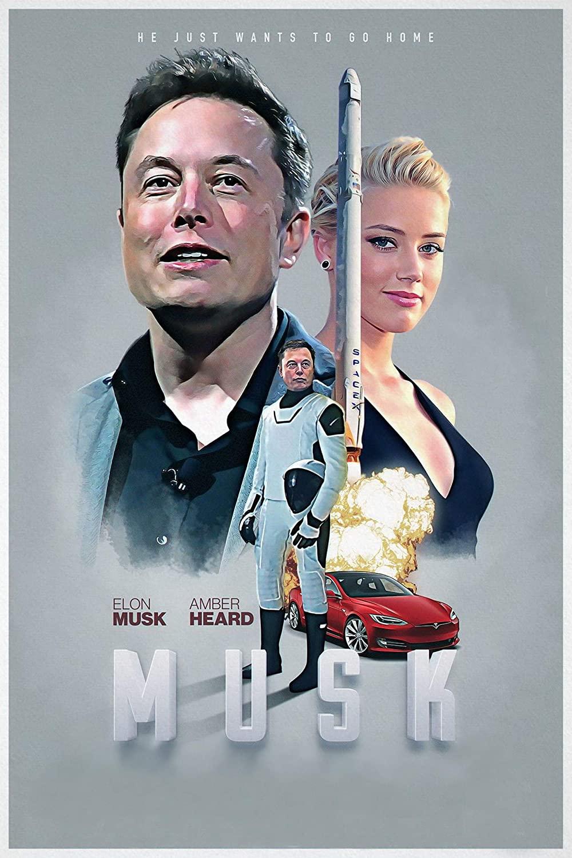 Musk Poster, Unique Art Wall Design, Dorm Wall Decor, Poster Unframed, Size - 8,5x11 11x17 18x24 24x32 24x36 (S - 11