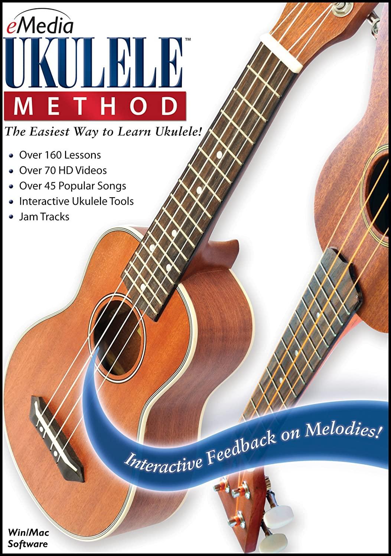 eMedia Ukulele Method [Mac Download] - Learn at Home