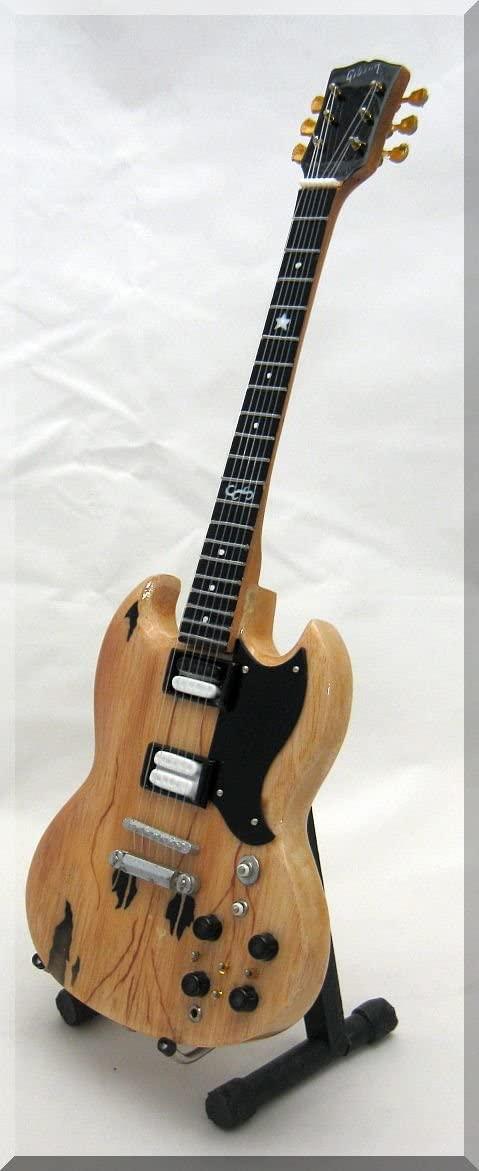 FRANK ZAPPA Miniature Guitar SG