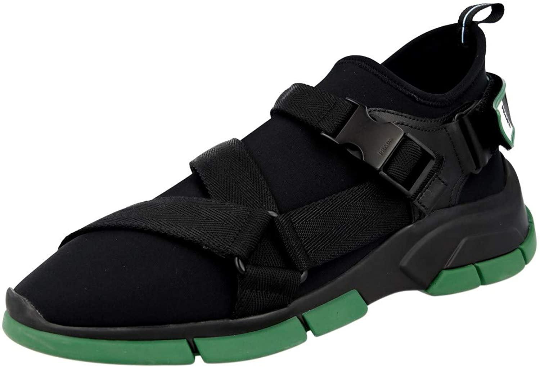 Prada Men's 4E3333 Neopren Sneaker
