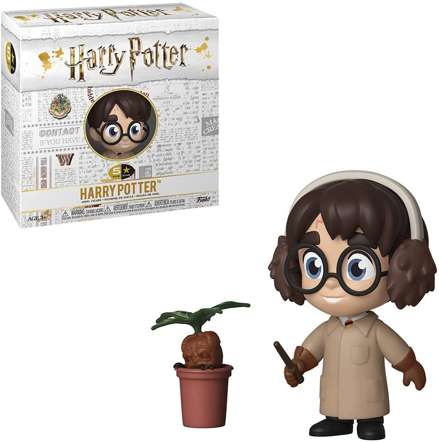Funko 5 Star: Harry Potter - Harry Potter (Herbology), Multicolor
