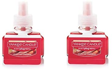 Yankee Candle Sparkling Cinnamon ScentPlug Refill 2-Pack