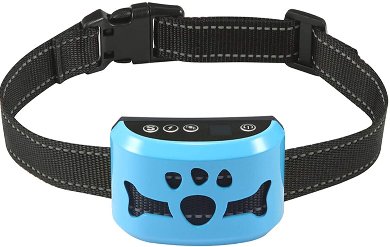 Bark Collars Dog Barking Control Training Collar