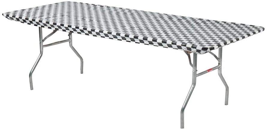 Kwik-Covers 6' Rectangle Plastic Table Covers 30