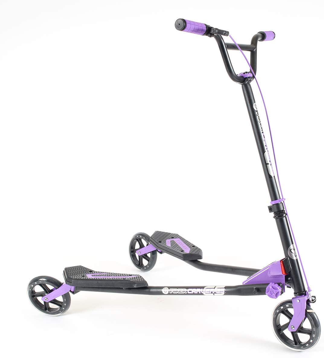 Yvolution Y Fliker Carver C5 Kids/Adult Drifting Scooter