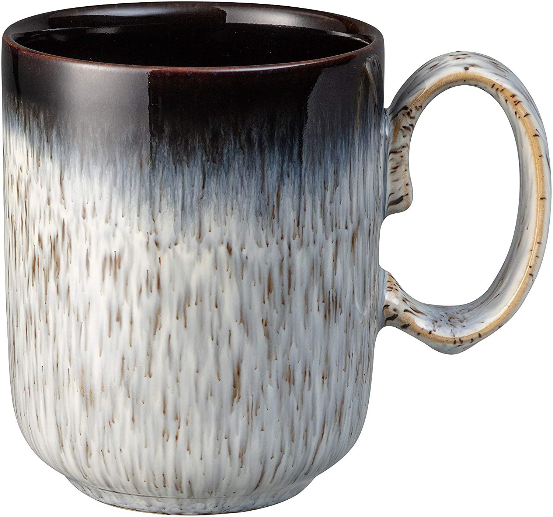 Denby HLO-116B Halo Straight Mug, Multicolor, Medium