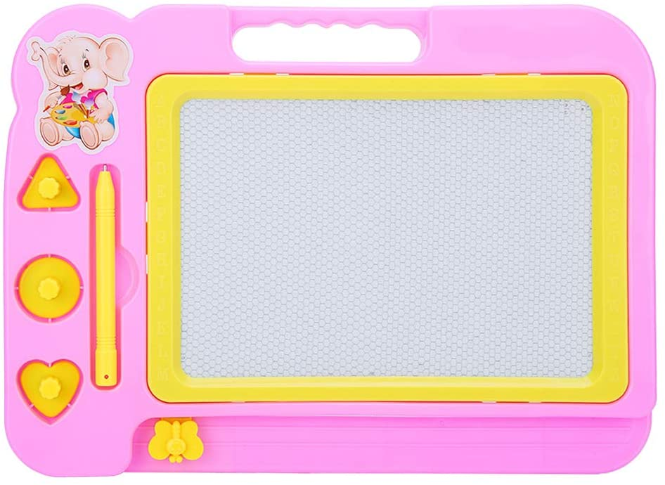 Kids Drawing Board, Drawing Board, Kids Children Magnetic Drawing Board with Painting Pen Writing Sketch Educational Preschool Toy