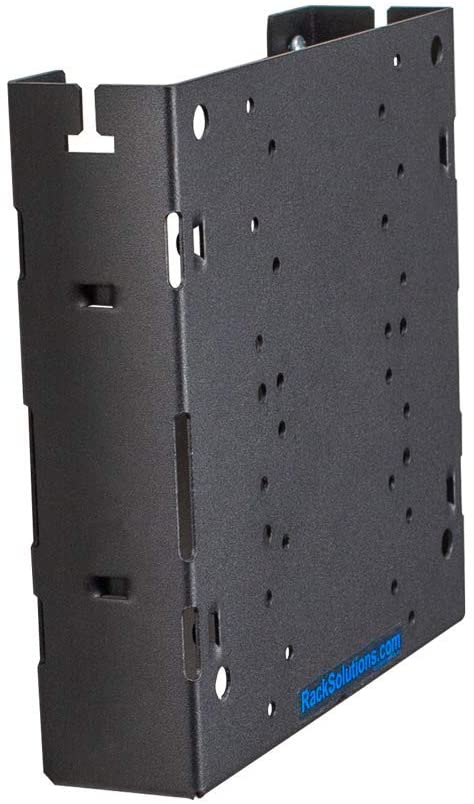 RackSolutions Wall Mount Bracket for Lenovo ThinkCentre M900 Tiny Desktop With Fixed VESA Mount