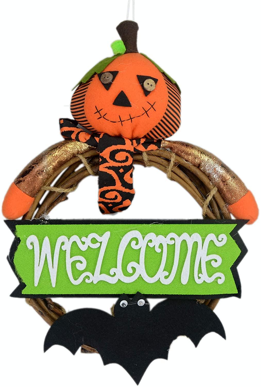 Halloween Wreath Decoration 1 Pack 13