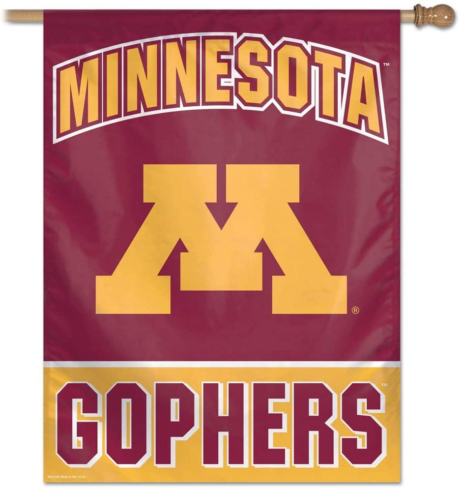 WinCraft NCAA Minnesota Golden Gophers Banner, 27
