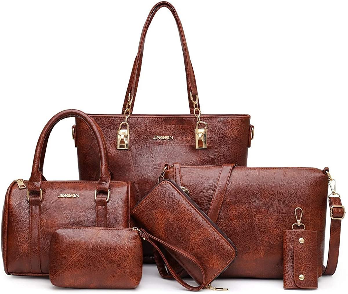 Designer Purses and Handbags for Women Satchel Shoulder Bag Tote Top Handle Bag