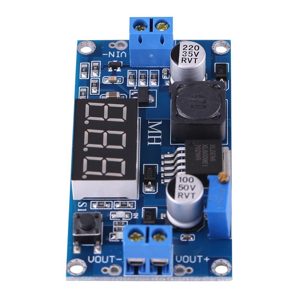 4.5V-32V to 5V-35V DC Buck Converter,Adjustable Power Step Down Module,DC High Efficiency Voltage Regulator,Power Supply Step Down Module