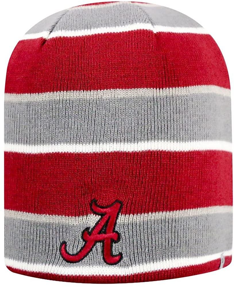 Alabama Crimson Tide Bama Knit Toboggan Reversible Winter Hat