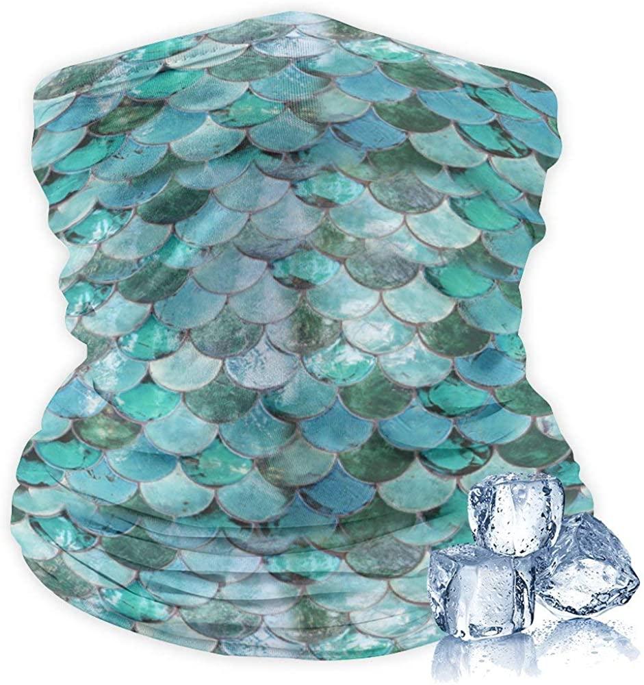 Unisex Fashion Headwear Outdoor Sunscreen Windproof Bandanas Magic Scarf