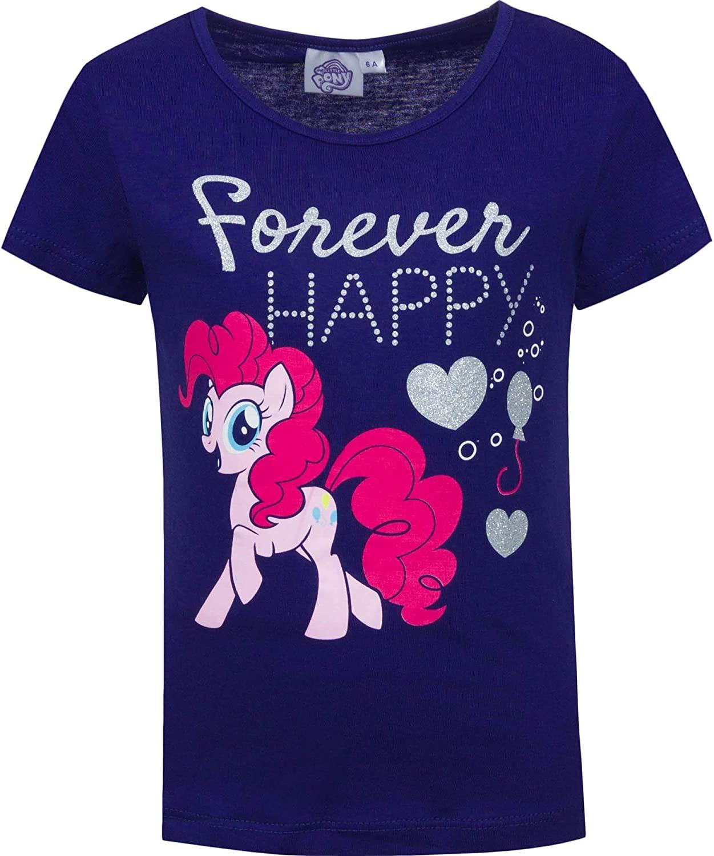 My Little Pony Girls T-Shirt - Purple - 2-3 Years