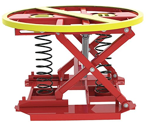 Spring Actuated Pallet Level Loader