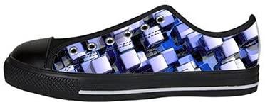 Daniel Turnai Fan Customized Glass New Sneaker Canvas Shoes for Men