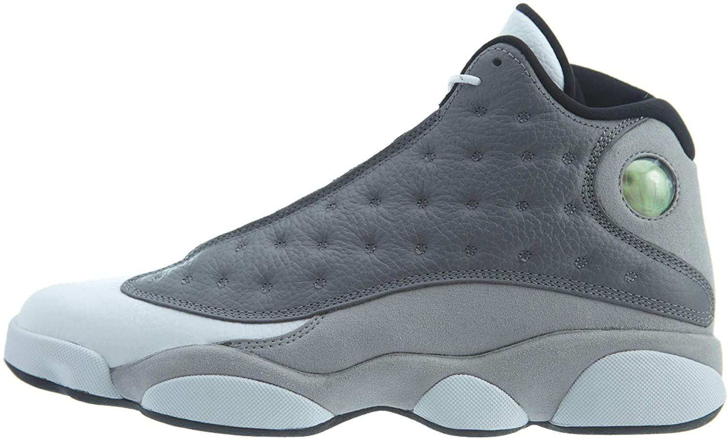 Jordan Nike Men's Air 13 Retro 'Atmosphere Grey' 414571-016 (Size: 11.5)