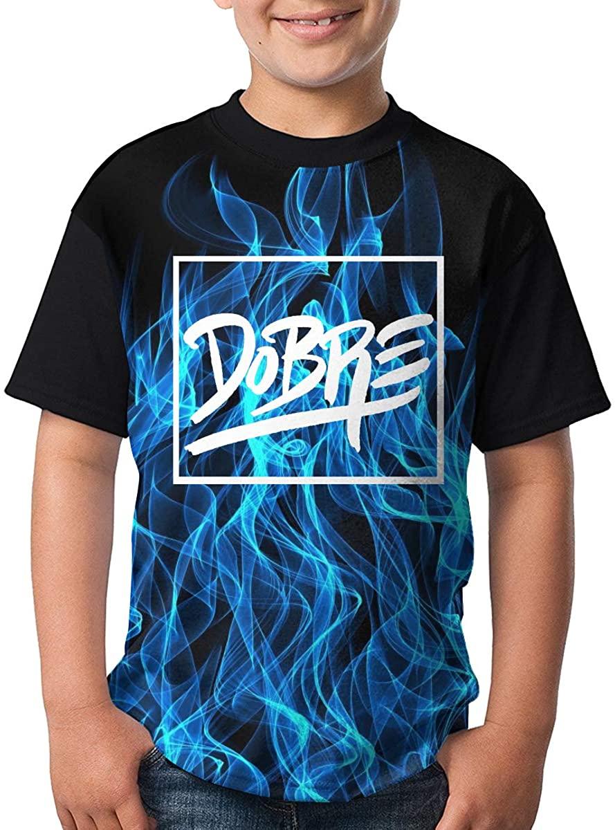 Ming Group Lucas Dobre,Marcus Dobre Teenager Boys Teens Custom T-Shirt, Fashion Youth Shirt