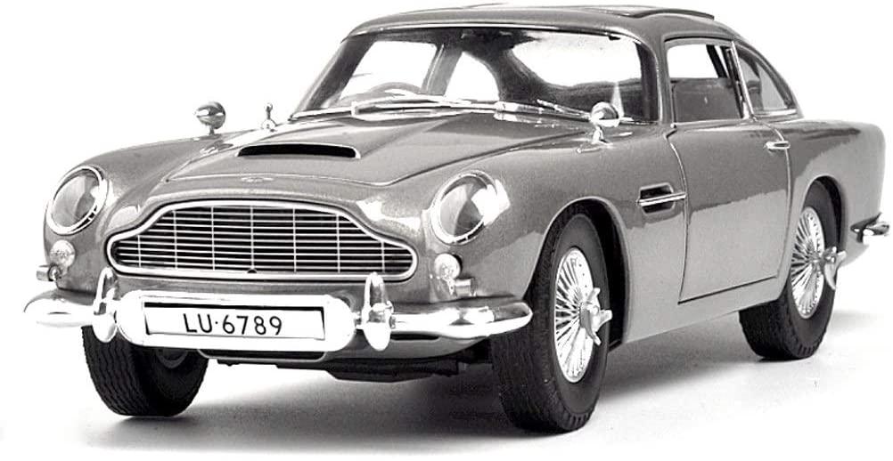 Hty 1:18 Aston Martin DB5 Alloy Simulation Car Model