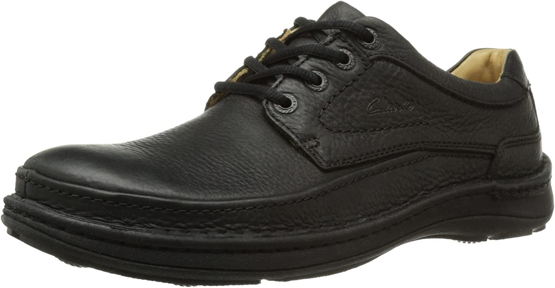 CLARKS Shoe 20339008 Nature Three Black 43 Black