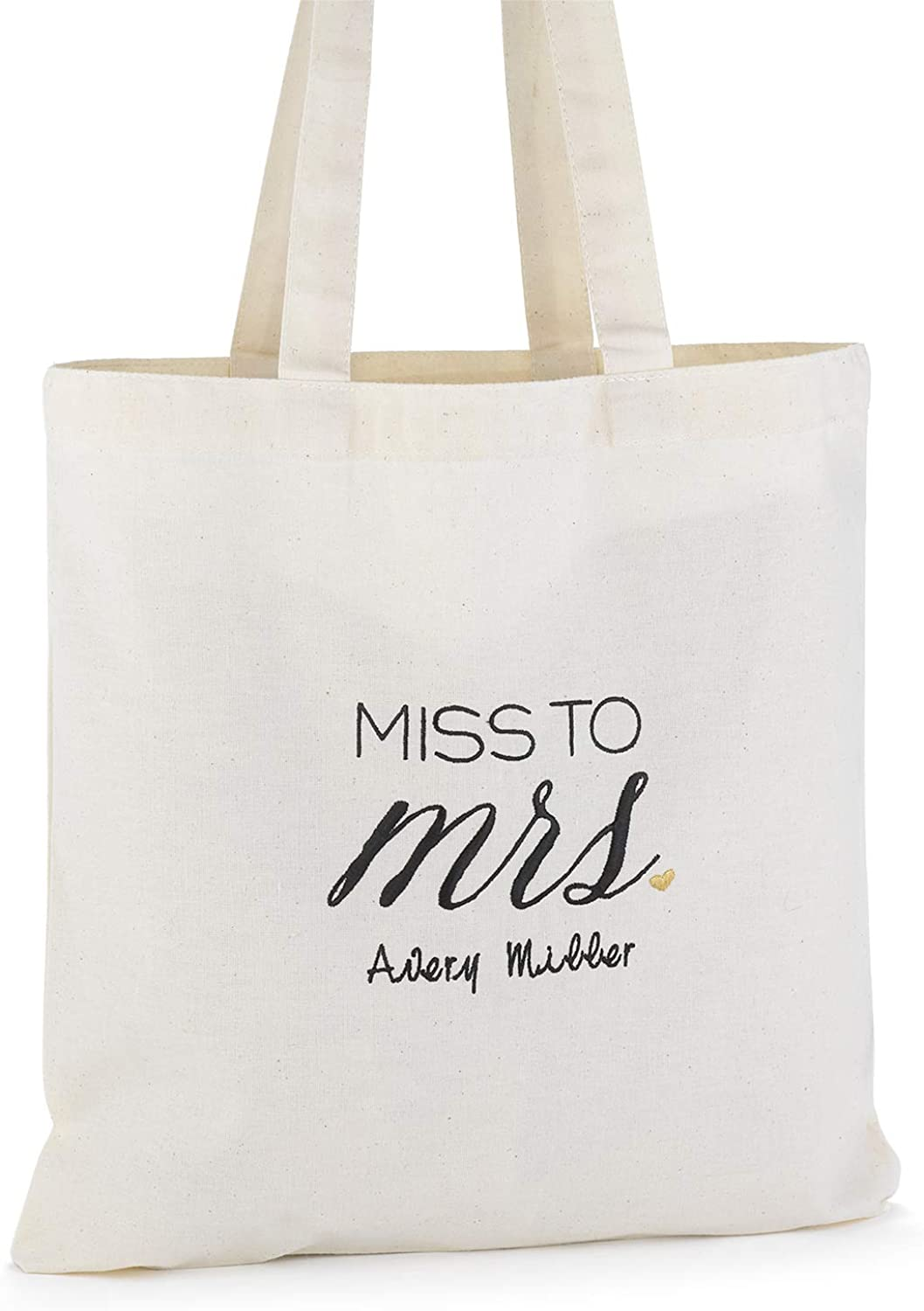39pk Mrs. Tote Bag-Wedding Party Gifts