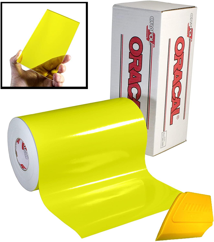 ORACAL 8300 Transparent Yellow 12