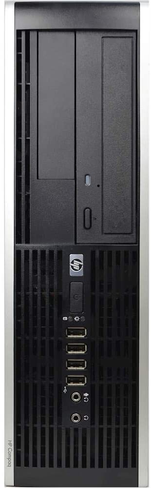 HP Compaq Pro 6305 Small Form Factor Desktop PC, AMD A6-5400B up to 3.8GHz, 8G DDR3, 512G SSD, WiFi, BT 4.0, DVD, Windows 10 64 Bit-Multi-Language Supports English/Spanish/French(Renewed)
