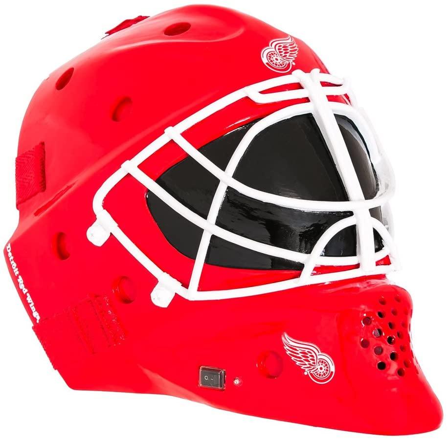 Team Sports America Detroit Red Wings Helmet Bluetooth Speaker