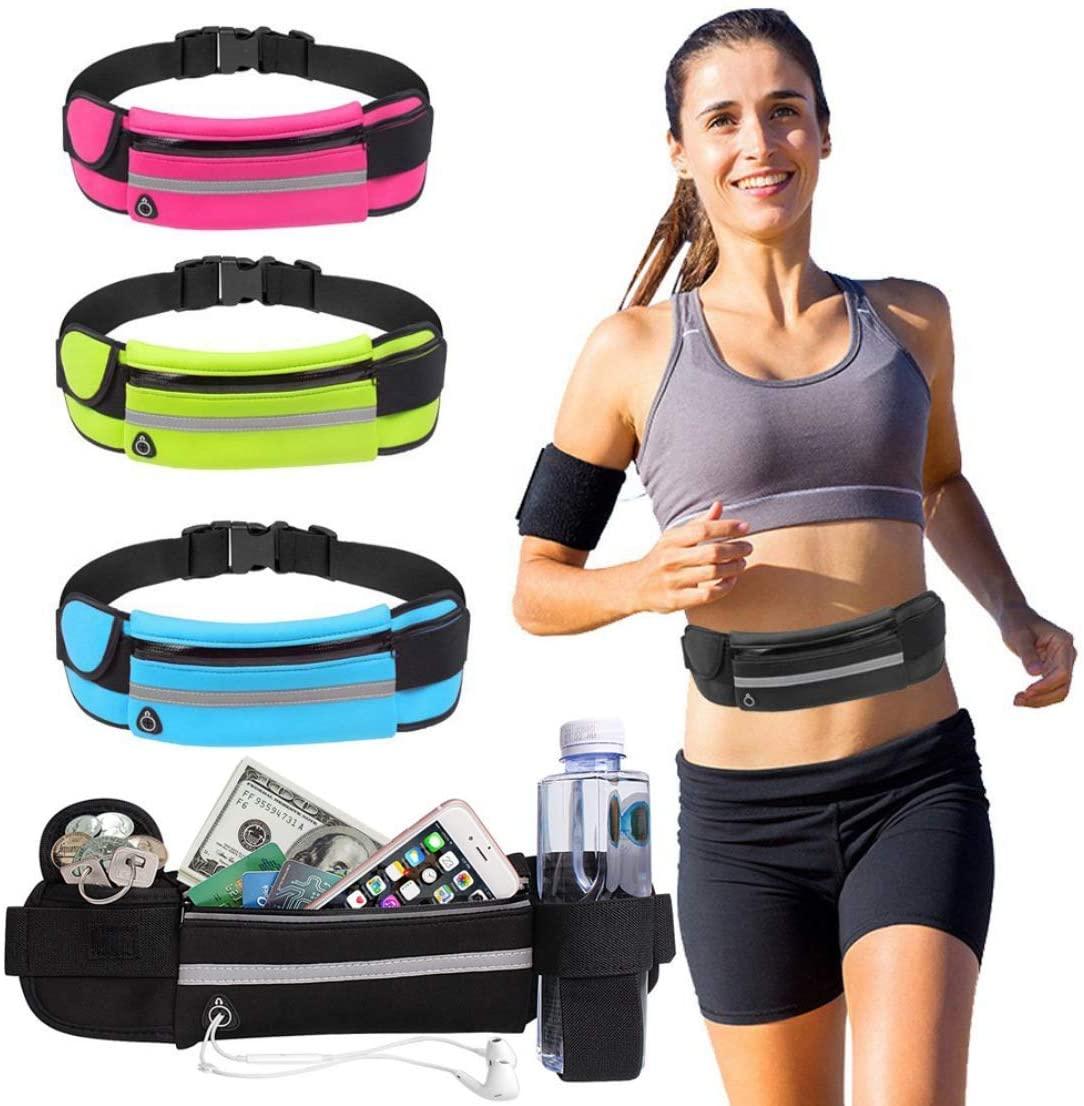 Water Bottle Bodypack Outdoor Sports Bodypack Fitness Running Bodypack Waterproof Anti-Theft Mobile Phone Bodypack