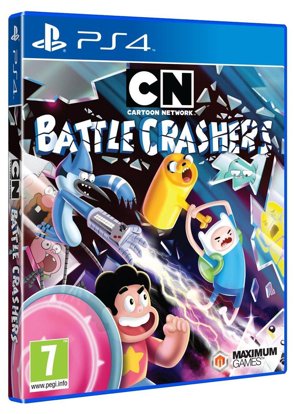 Cartoon Network - Battle Crashers (PS4)