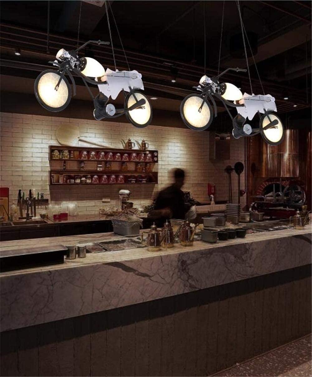 Pendant Lamp Retro Chandelier Loft Industrial Vintage Nostalgic Decoration Wrought Iron Pendant Ceiling Lamp for Living Room Bar Cafe Restaurant
