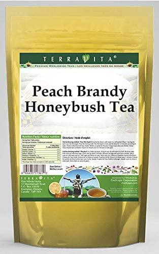 Peach Brandy Honeybush Tea (25 Tea Bags, ZIN: 534075)