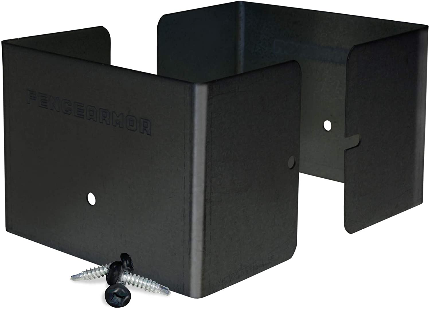 """Fence Armor Universal Post Guard, Protects Fences, Mailbox Posts 