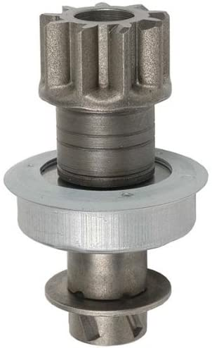 Rareelectrical NEW STARTER DRIVE COMPATIBLE WITH CUB CADET TRACTOR 3184 3186 3206 3225 3235 1863 1864 2084 2284