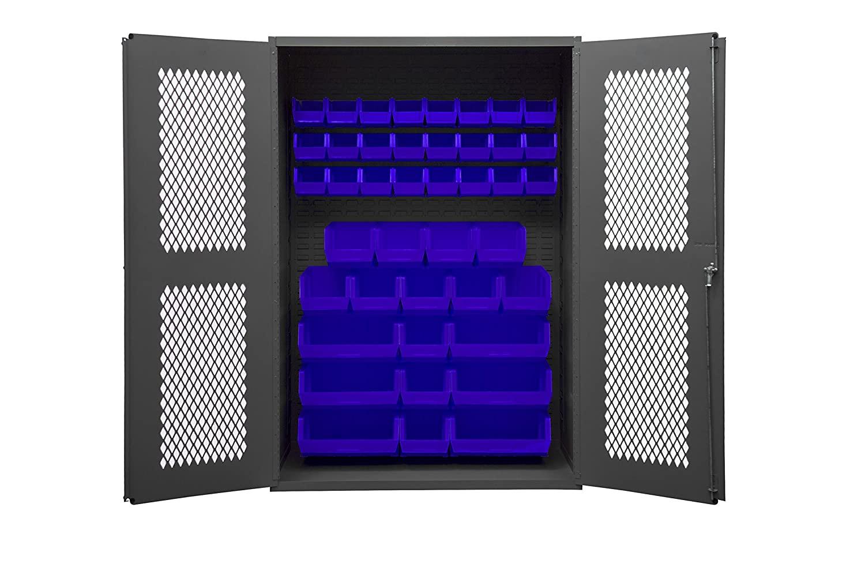 Durham EMDC-482472-42B-5295 Bin Cabinet, 72