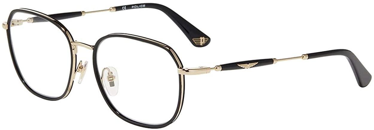 Eyeglasses Police VPLA 51 Shiny Black 0300