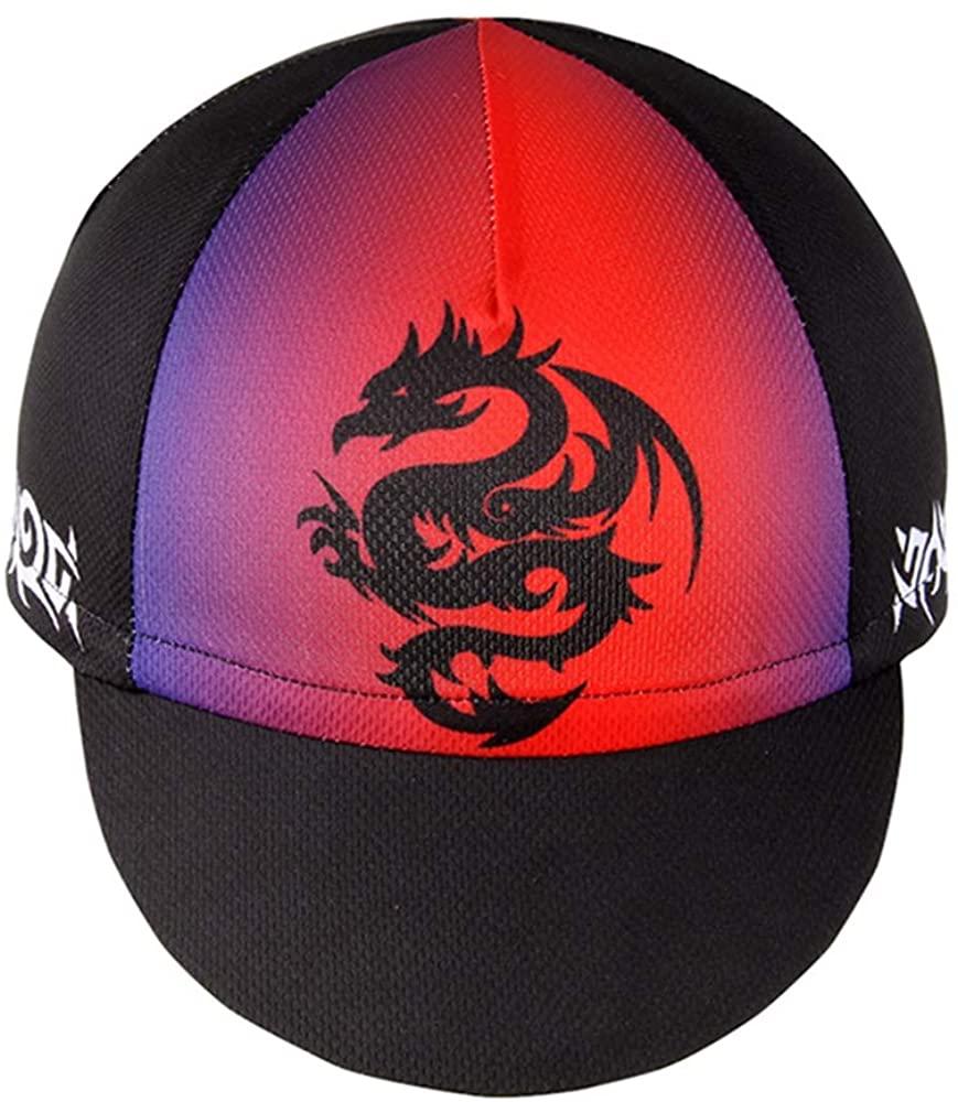 Cycling Cap Sweat Wicking Fits Under Helmets Men Bike Bicycle Caps MTB Hat