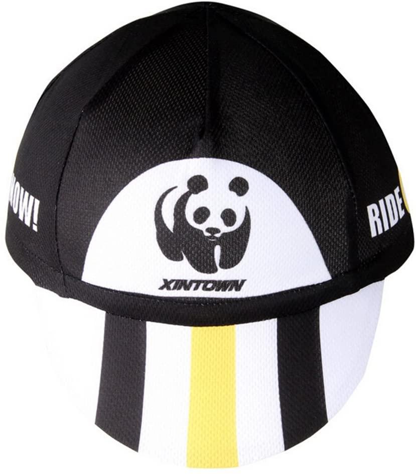 Xinzechen Weimostar Cycling Cap Sweat Wicking Fits Under Helmets
