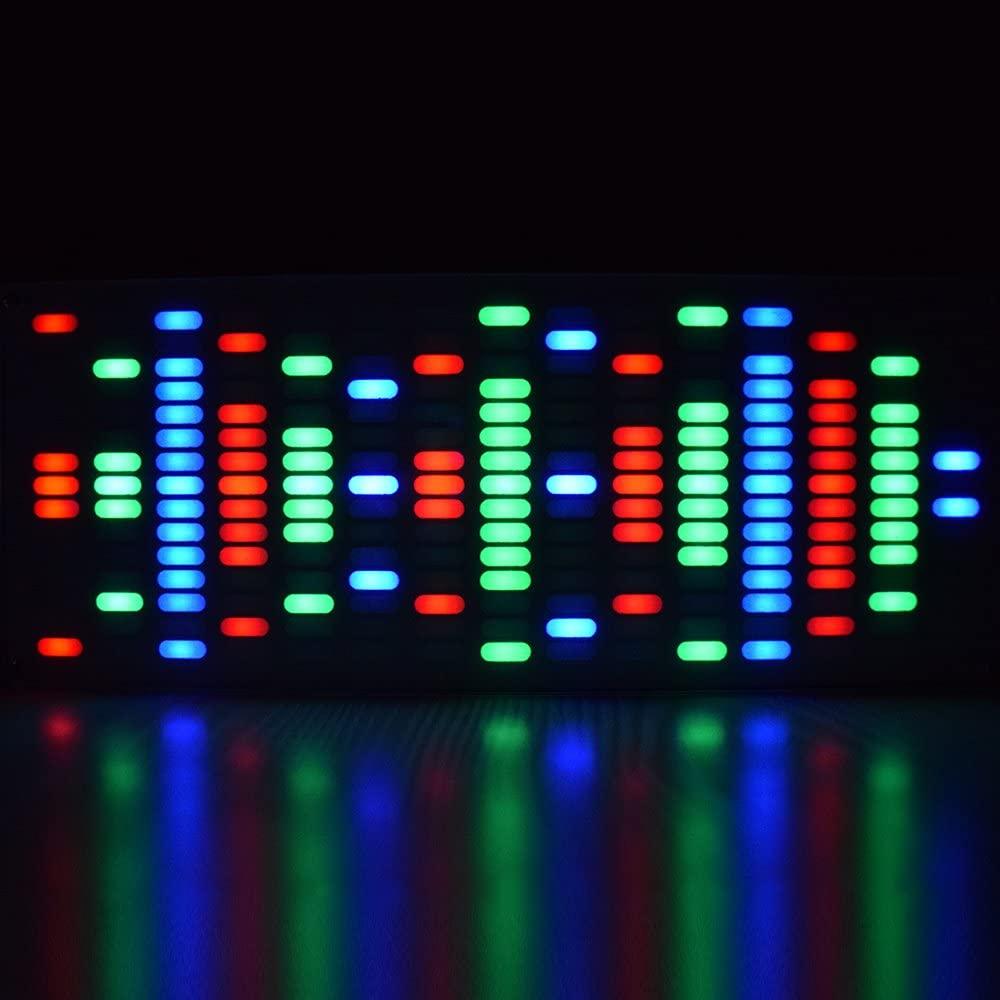 KKmoon DIY LED Digital Music Spectrum Display Kit Module