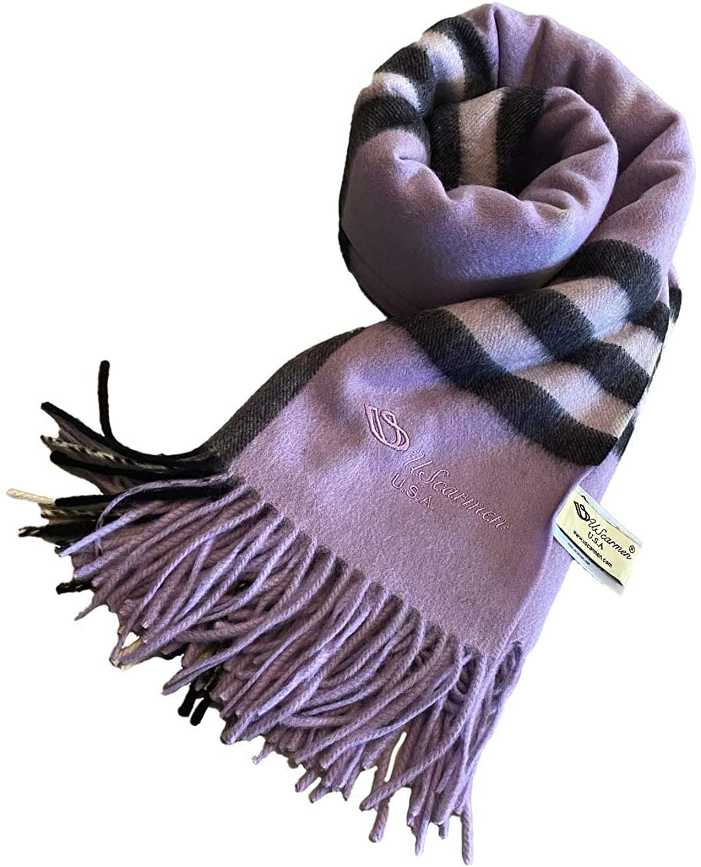 UScarmen cashmere blanket scarf wrap shawl 70