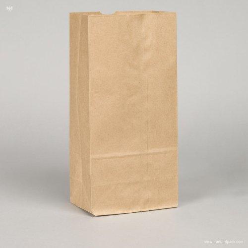 10 lb. Brown Paper Bag - 500 per pack